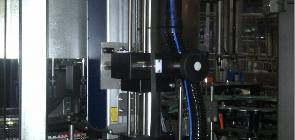 Domino Coding machine installation