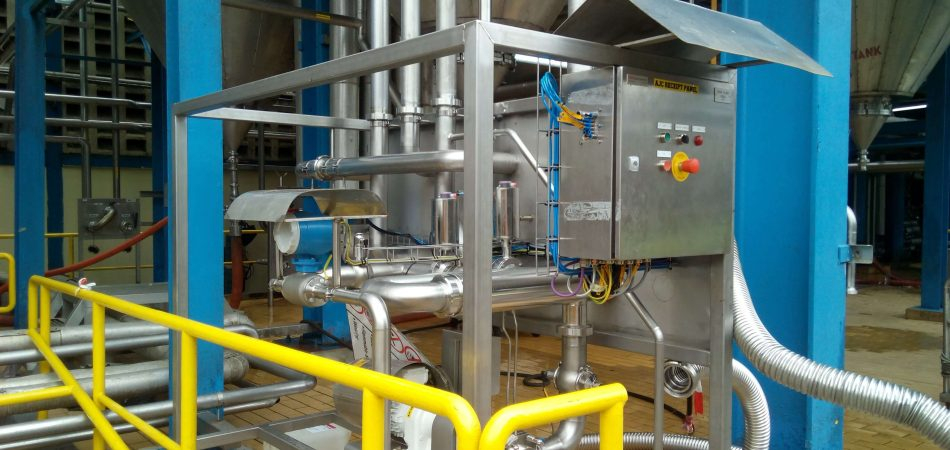 FST and BBT tanks automation