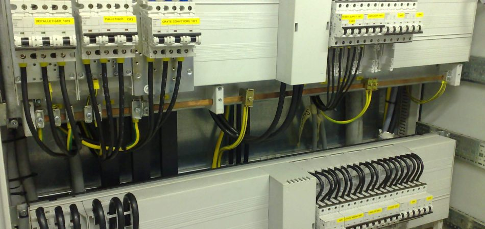 Power Panel Wiring