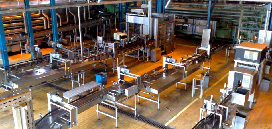 Production line set-Up