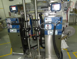 Cross Section of Installed and Commissioned D620i Laser Coder at Promasidor, Lagos Nigeria
